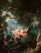 300px-Fragonard, The Swing