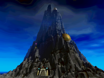Image of Mystery Mountain.