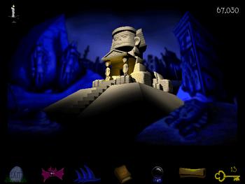Image of Mummy's Tomb.