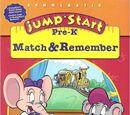 JumpStart Pre-K Match & Remember