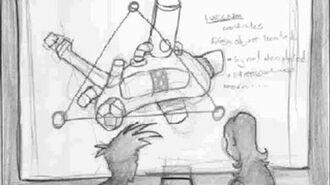 JumpStart 6th Grade - Storyboard