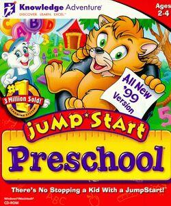 Preschool 1999 cd