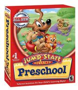 JumpStart Advanced Preschool: Fundamentals