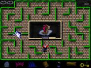 Vampire maze lay to rest