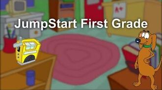 JumpStart 1st Grade (1995) - JumpStart First Grade Song