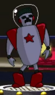 Cosmo-Bot