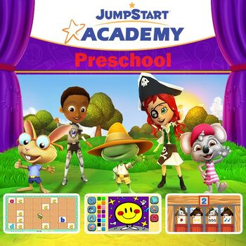 Image of JumpStart Academy Preschool.