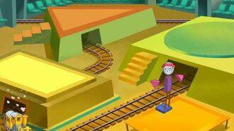 JumpStart Preschool (1998 1999) - Shape Land