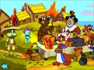 Ex harvest feast