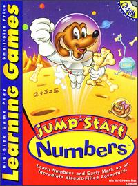 Image of JumpStart Numbers.