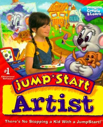 Image of JumpStart Artist.