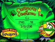 Jsspell certificate