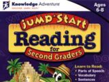 JumpStart Reading for Second Graders