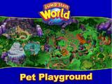 JumpStart World Pet Playground
