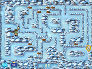 Ex antarctica maze