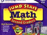 JumpStart Math for Second Graders