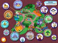 Jumpstart world town map
