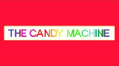 JumpStart 1st Grade (1995) - The Candy Machine Book