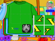 Pre-k clothing shop