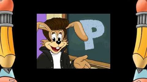 JumpStart ABC's - The Letter P Song