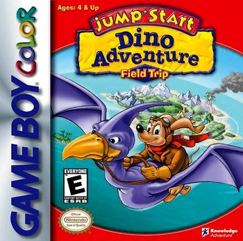 Image of JumpStart Dino Adventure: Field Trip.