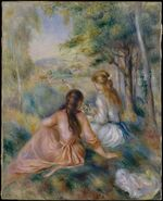 Renoir in the Meadows