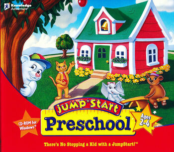 Image of JumpStart Preschool.