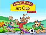 JumpStart Advanced Toddlers-1st Grade: Art series