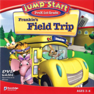 Frankie field trip front cover