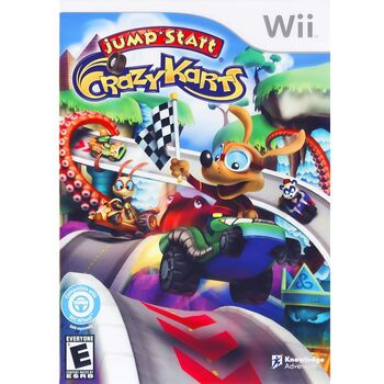 Image of JumpStart Crazy Karts.