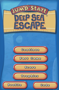 JSDeepSeaEscape TitleScreen