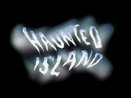 Haunted Island titlecard