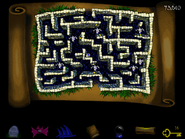 4h labyrinth map