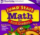 JumpStart Math for First Graders
