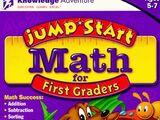 JumpStart Math for First Graders