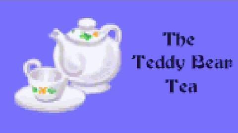 JumpStart 1st Grade (1995) - The Teddy Bear Tea Book