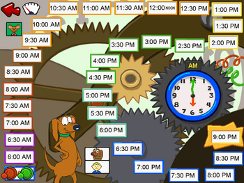Image of The Tick Tock Game.