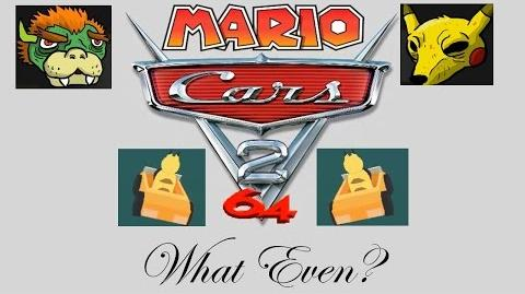 Mario Cars 2 64 - Liquid Bass