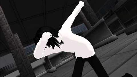 """MMD Jeff the killer """"I'm in love with a Killer"""" (special valentines day and my birthday)"""