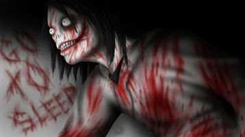 Jeff the killer by aqilesbailo-d6pj0je