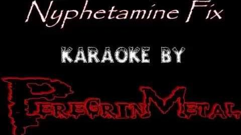 Cradle of filth Nymphetamine Fix Karaoke (instrumental)