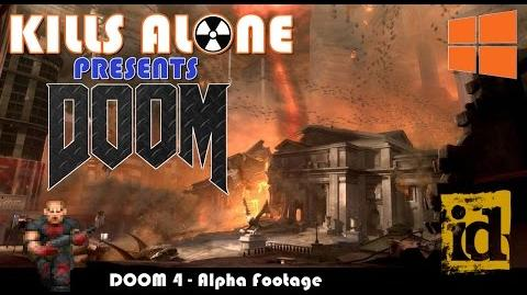 DooM 4 - Alpha Footage (c. 2011-2013)