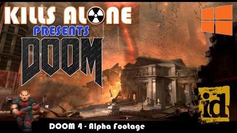 DooM 4 - Alpha Footage (c. 2011-2013)