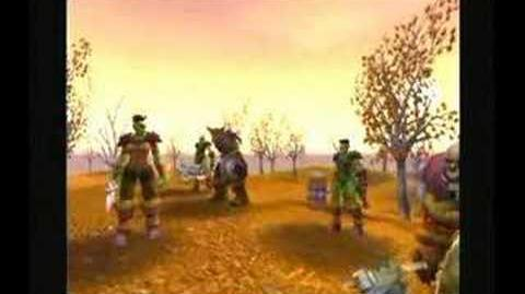 Oldest World of Warcraft trailer (2001)