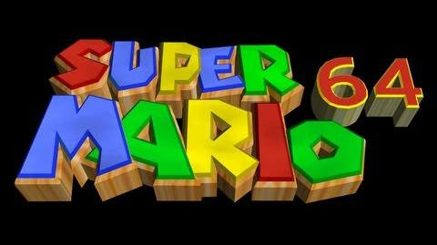 Game Over - Super Mario 64-0