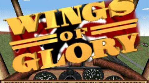 Wings Of Glory (PC DOS) 1995, Origin Systems