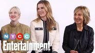 The Grudge's Betty Gilpin, Andrea Riseborough & More On Their Film NYCC19 Entertainment Weekly