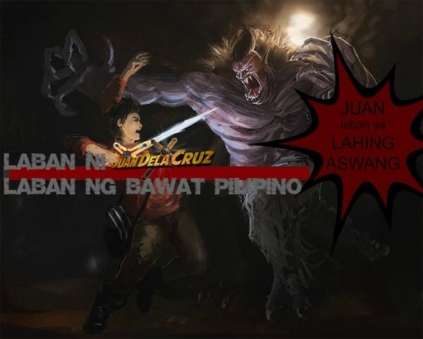 File:Juan's fight with the aswangs are over. The real battle begins..jpg