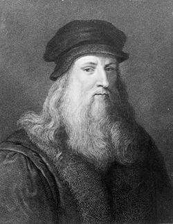 Leonardo da Vinci engraved by Raphael Morghen 1817 1
