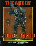 The Art of Judge Dredd